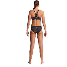Funkita Sports Brief Dames, poison pop